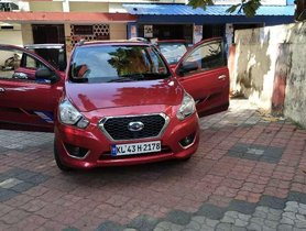 2015 Datsun GO Plus T MT for sale in Thiruvananthapuram at low price