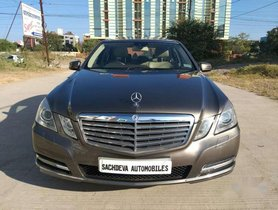 Used Mercedes Benz E Class 2011 AT for sale in Indore