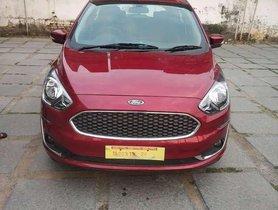 2019 Ford Figo MT for sale in Hanamkonda