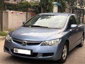 2007 Honda Civic 1.8 V MT Petrol in New Delhi