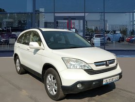 2008 Honda CR V 2.0L 2WD Petrol MT for sale in New Delhi