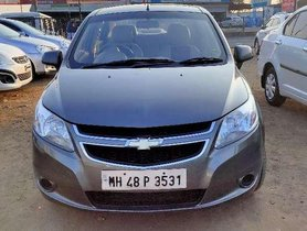 Used 2013 Chevrolet Sail 1.2 LS ABS MT for sale in Nashik