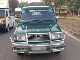 Used 2000 Toyota Qualis FS B2 MT for sale in Thiruvananthapuram
