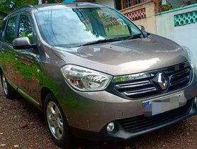 Renault Lodgy 2015 MT for sale in Aluva