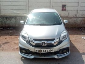 Honda Mobilio 2014 AT for sale in Hyderabad