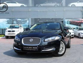 Used 2013 Jaguar XF Diesel AT for sale in Chandigarh