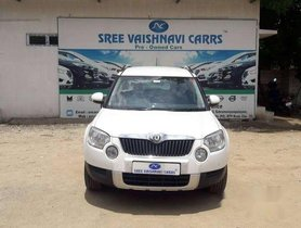 Used Skoda Yeti Elegance 2.0 TDI CR 4x4, 2011, Diesel MT for sale in Coimbatore