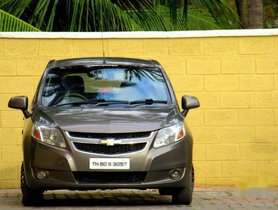 Used 2013 Chevrolet Sail 1.3 LS MT for sale in Coimbatore at low price