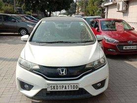 Used 2015 Honda Jazz V MT for sale in Siliguri