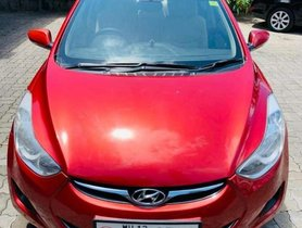 Used Hyundai Elantra 1.6 SX 2013 AT for sale in Pune