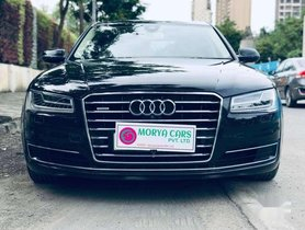 Audi A8 L 50 TDI, 2015, Diesel AT for sale in Mumbai