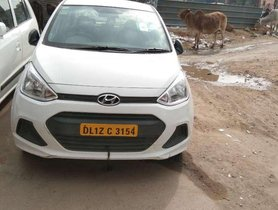 Used 2018 Hyundai Xcent MT for sale in Faridabad