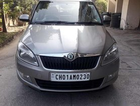 Used Skoda Fabia MT for sale in Chandigarh at low price