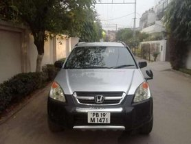 Used Honda CR-V 2.0L 2WD Automatic, 2003, Petrol AT for sale in Patiala