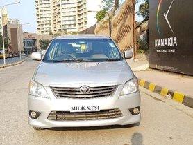 Toyota Innova 2.5 G4 7 STR, 2013, Diesel MT for sale in Mumbai