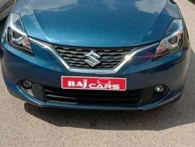 Maruti Suzuki Baleno Alpha Diesel 2016 MT for sale in Nagar