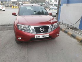 Used 2016 Nissan Terrano XL MT for sale in Faridabad