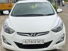 Used Hyundai New Elantra, 2016, Diesel AT for sale in Rajkot