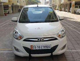 Used 2015 Hyundai i10 Sportz MT for sale in Raipur