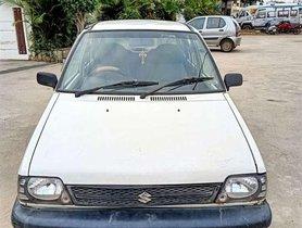 Used 2008 Maruti Suzuki 800 MT for sale in Hyderabad
