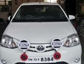 Used 2013 Toyota Etios Liva GD MT for sale in Salem