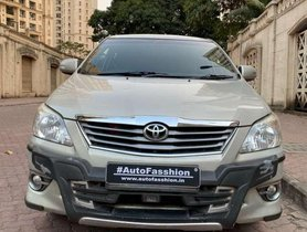 2013 Toyota Innova AT for sale in Mumbai