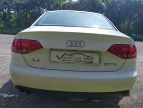 Used Audi A4 2.0 TDI Multitronic 2010 AT for sale in Hyderabad