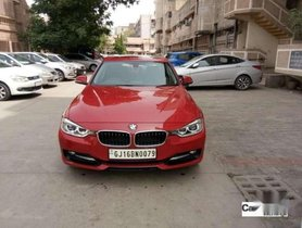 2016 BMW 3 Series AT for sale in Ahmedabad