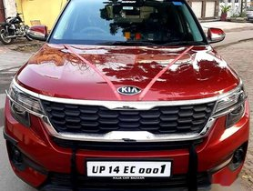 Used Kia Seltos 2019 AT for sale in Ghaziabad