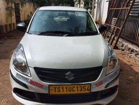 Used Maruti Suzuki Swift DZire Tour MT for sale in Hyderabad