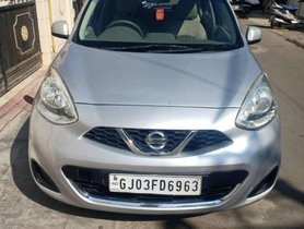 Used Nissan Micra Active VX AT for sale in Rajkot