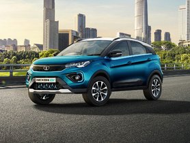Tata Nexon EV Will Offer 312 Km ARAI-Certified Range