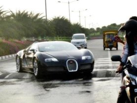 Indians Who Own Bugatti Cars