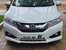 Used Honda City VX Diesel, 2016, MT for sale in Madurai