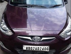 Used Hyundai Verna 1.4 CRDi 2013 MT for sale in Kolkata