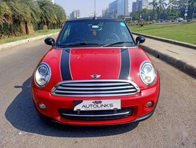 2015 Mini Cooper Convertible AT for sale in Mumbai