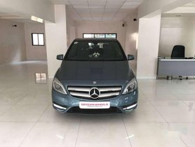 Used Mercedes Benz B Class 2013 AT for sale in Pune