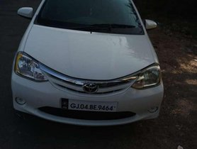 Used Toyota Etios GD 2012 MT for sale in Bhavnagar