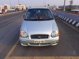 2002 Hyundai Santro Xing MT for sale in Hyderabad