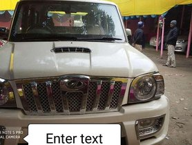 Used Mahindra Scorpio EX 2011 MT for sale in Patna