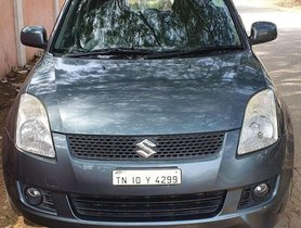 Used Maruti Suzuki Swift VDi, 2009, Diesel MT for sale in Coimbatore
