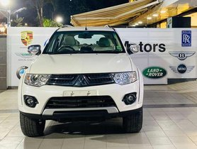 Used 2018 Mitsubishi Pajero AT for sale in Pune
