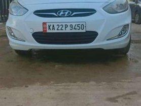 2013 Hyundai Verna MT for sale in Nagar