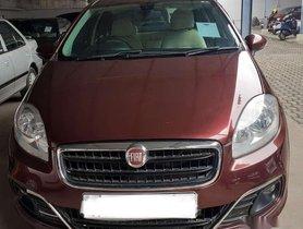 2016 Fiat Linea MT for sale in Chennai