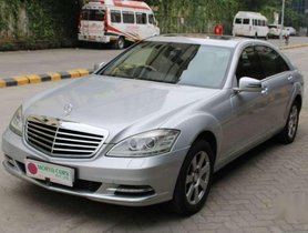 Used 2012 Mercedes Benz S Class AT for sale in Mumbai