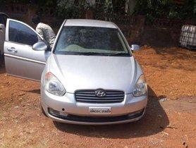Used 2006 Hyundai Verna MT for sale in Goa