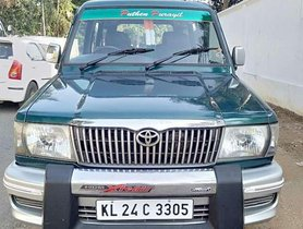 Used 2004 Toyota Qualis MT for sale in Kochi