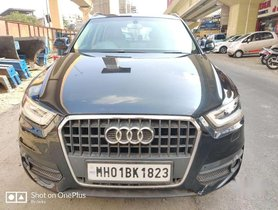 Used 2013 Audi Q3 AT for sale in Pune at low price