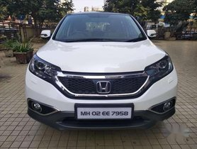 Honda CR-V 2.4L 4WD AVN, 2016, Petrol AT for sale in Mumbai