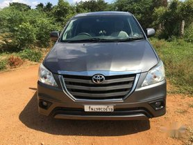 Used Toyota Innova 2014 MT for sale in Madurai